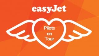 Le Pilots on Tour d'easyJet, nouveau partenaire Elles Bougent 2019