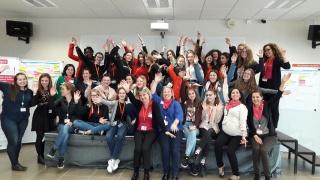 #GOM 2019 Energie La Place des Femmes le 8 mars 2019