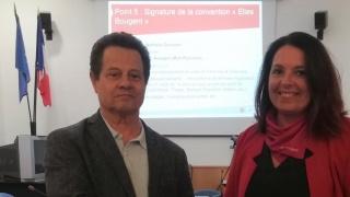 L'Université Paul Sabatier et Elles Bougent signent un partenariat