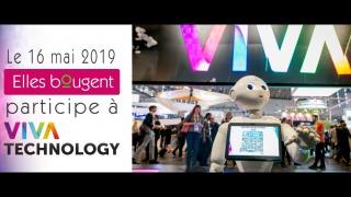 Elles Bougent à Viva Technology 2019 : une première pour l'association !
