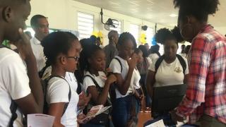 Elles Bougent pour le bâtiment en Guadeloupe