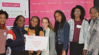 Challenge InnovaTech 2019 : Le voyage de l'équipe Guadeloupe à Paris en vidéo