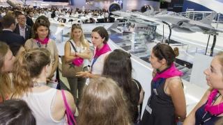 Bourget 2019: Portraits croisés de marraines de l'aéronautique