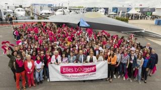 La passion à portée d'Elles : Découverte des métiers de l'aéronautique au Salon du Bourget
