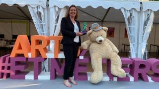 Trophées Elles bougent - Synergie Campus Entreprises, région Sud-Ouest : 1er prix pour notre déléguée régionale !