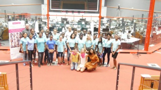 Elles bougent au Centre Spatial Guyanais