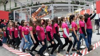 Faire découvrir l'industrie et la Tech aux collégiennes du Val d'Oise