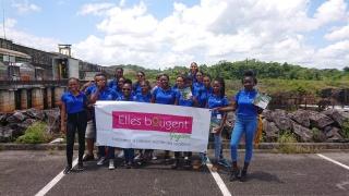 Elles bougent pour l'énergie en Guyane