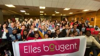 300 jeunes filles sensibilisées aux métiers de l'Energie en Ile-de-France