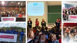 2 000 jeunes filles sensibilisées aux métiers de l'énergie