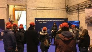 Professeurs en entreprises (Fondation CGénial)  à Naval Group Indret :  sous le signe de la promotion des métiers de l'industrie navale envers les jeunes filles