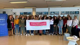 Les Sciences de l'ingénieur au Féminin au Poitou 2019