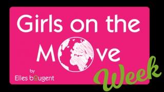 LA GIRLS ON THE MOVE WEEK EST DE RETOUR POUR UNE 4E ÉDITION !