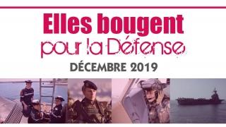 Elles Bougent pour la Défense du 02 au 15 décembre 2019