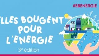 Évènement « Elles bougent pour l'énergie » jeudi 10 octobre