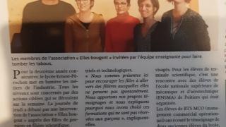 Forum sur l'industrie au Lycée Pérochon de Parthenay - 28/11/2019