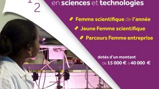 11ème édition du Prix Irène Joliot-Curie