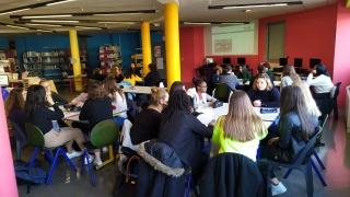 Les Sciences de l'ingénieur au Féminin au collège R. Schuman de Reims
