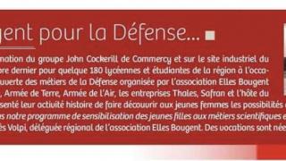 #EBDEFENSE à COMMERCY(55)  : on parle de nous dans Les Tablettes Lorraines !