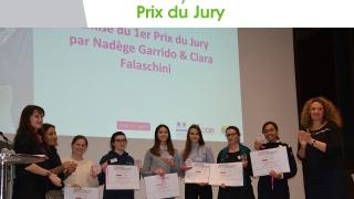 Challenge InnovaTech© 2020 Provence-Alpes-Côte d'Azur : Bravo à l'équipe