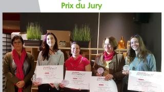 Challenge InnovaTech© Midi-Pyrénées: Bravo à l'équipe