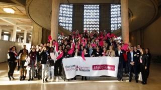 1 000 personnes réunies pour la 8e édition du Forum Réseaux et Carrières au féminin - #ForumEB