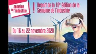 10e édition de la Semaine de l'Industrie : plus de 60 actions prévues par Elles bougent et ses partenaires !
