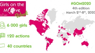 Girls On the Move Week 2020 : 6 000 jeunes filles sensibilisées aux sciences et à la technique