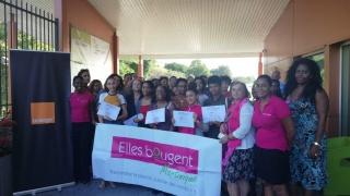Challenge InnovaTech© Martinique : Bravo à l'équipe