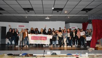 Challenge InnovaTech© 2020 Languedoc-Roussillon : Bravo à l'équipe