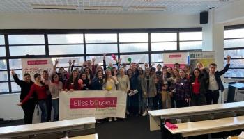 Challenge InnovaTech© 2020 Rhône-Alpes : Bravo à l'équipe