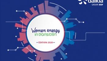 Ouverture des candidatures pour le Prix Women Energy in Transition 2020 organisé par Dalkia