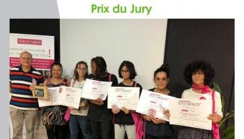 Challenge InnovaTech© 2020 La Réunion : Bravo à l'équipe