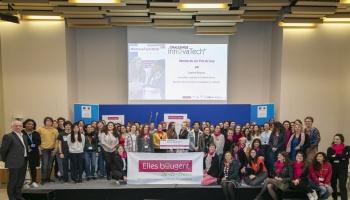 Challenge InnovaTech© 2020 Île-de-France : Bravo à l'équipe