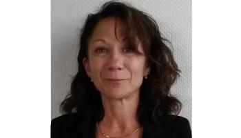 Nathalie Adrian (marraine Thales et DR Bretagne) :