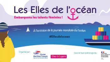 L'association Elles bougent et le Cluster Maritime Français lancent l'opération digitale