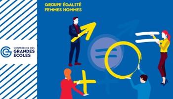 Publication du premier livre blanc sur l'égalité femmes-hommes dans le supérieur par la Conférence des grandes écoles (CGE)