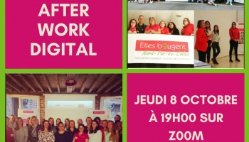 Le déjà traditionnel Afterwork de rentrée se décline en version Live digital