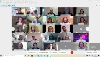 Happy Hour de rentrée Virtuel de la délégation régionale