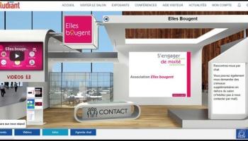 Salon de l'Etudiant à Poitiers en digital - 15 Janvier 21