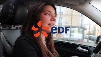 2 marraines EDF de la région Centre Val de Loire présentent leur métier