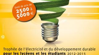 Trophée de l'électricité et du développement durable