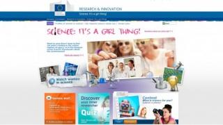 Des vidéos pour inciter les filles à faire des sciences