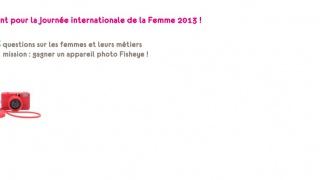 Elle bougent pour la Journée internationale des droits des Femmes 2013 sur Facebook !