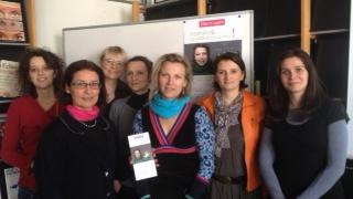 Nouvelle Délégation Régionale « Elles Bougent » en Rhône-Alpes : DEBRA