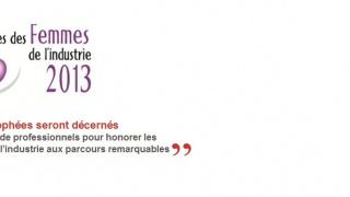 Participez aux Trophées des Femmes de l'Industrie 2013 de l'Usine Nouvelle avec Elles bougent !