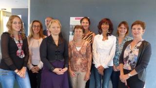 Plan d'action 2013/2014 de la délégation Lorraine