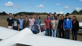 Zoom sur un lycée du Club des collèges et lycées : Lycée La Mennais et sa classe aéronautique