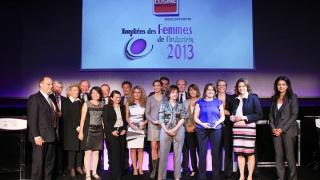 Lauréates des Trophées des femmes de l'industrie
