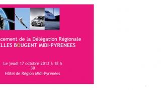 Lancement de la délégation Midi-Pyrénées